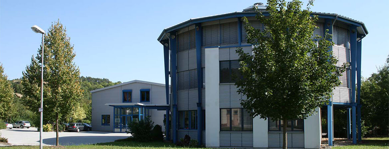 Bild EAS Firmengebäude Grünsfeld