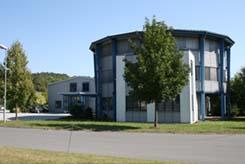 EAS Firmengebäude